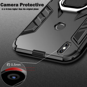 For iPhone SE 2020 11 11 PRO 11 PRO MAX Shockproof Armor Case , Car Holder Magnetic Ring Case For iPhone SE 2020 11 11 PRO 11 PRO MAX X XS XR 7 7 Plus 8 8 Plus ect