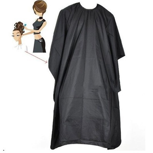 Hot Sale Unisex Gown Cape Salon Barbers Waterproof Gown Wrap Hairdresser Cape Barber Hair Cut Hairdressing Cloth
