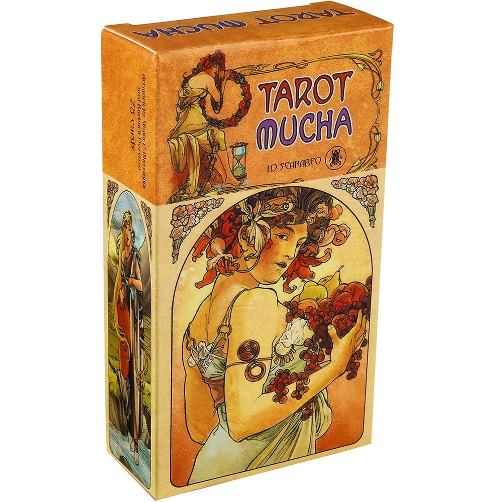 Everyday Witch Tarot The Fountain Santa Muerte The Steampunk Dreams of Gaia Mucha Witches Wild Unknown Guardian Angel Fairy Good Tarot del fuego Deck card