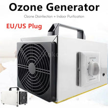 Load image into Gallery viewer, Ozone Generator Tablets Air Purifier Ozonizer with Timing Switch Purifier Ozonizer Sterilizer Ozonator Machine