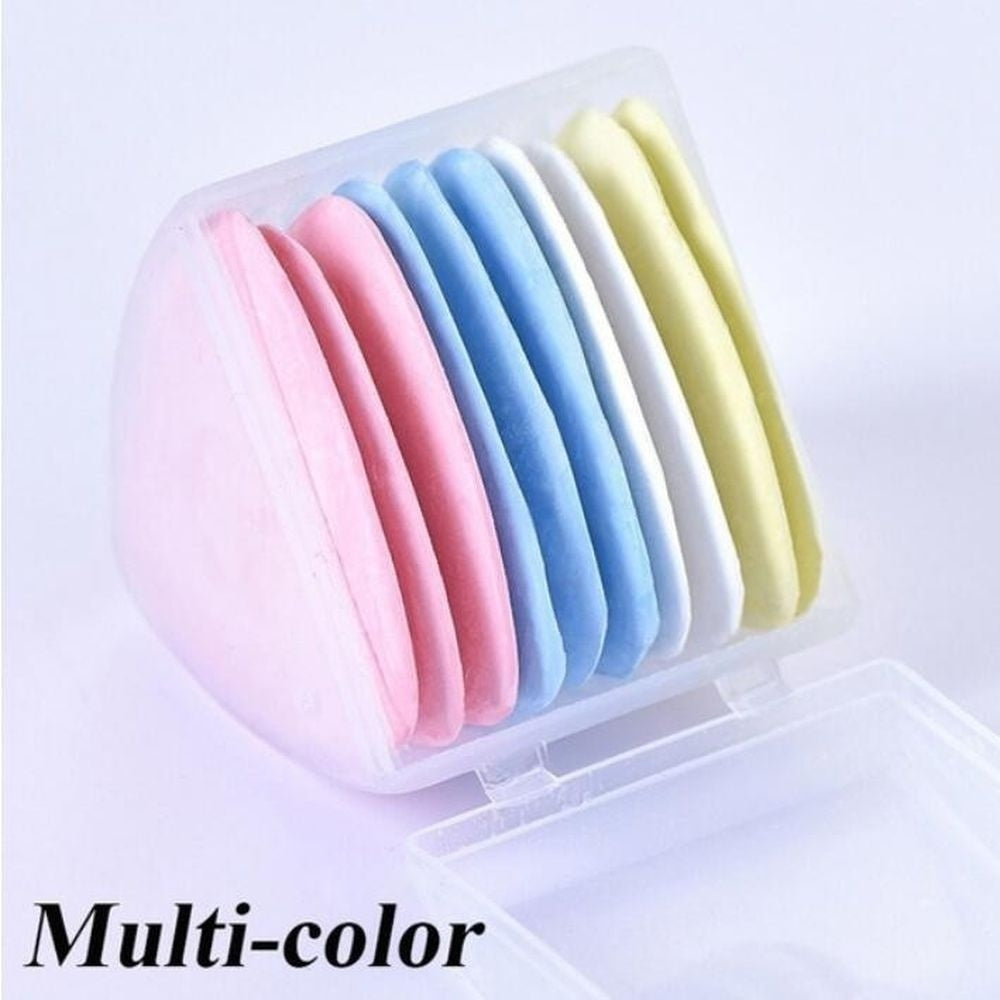 10PCS/Set Clothing Markers DIY Colorful Fabric Chalk Dressmaker Sewing Tailors Erasable