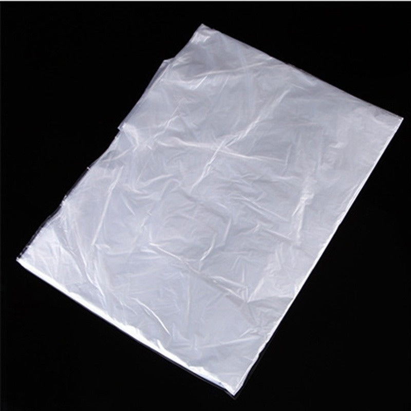 100/50PCS High Quality Disposable Waterproof Hairdressing Salon Capes Haircut Apron