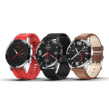 Load image into Gallery viewer, ECG PPG Men Smart Watch IP68 Waterproof Heart Rate Blood Pressure Blood Oxygen Monitor Fitness Tracker Wristband Bluetooth Wrist Watch Smart Band Sport Smart Watch for IOS Android