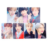 7Pcs/Set Kpop Bts Bangtan Boys Album Photo Card Paper Cards Lomo Card Photocard Collective Postcard