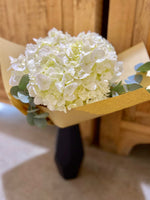 Load image into Gallery viewer, White Hydrangea | Baby bouquet