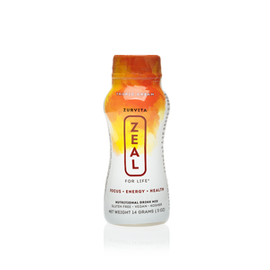 Zeal for Life 24 Single-Serving Bottles