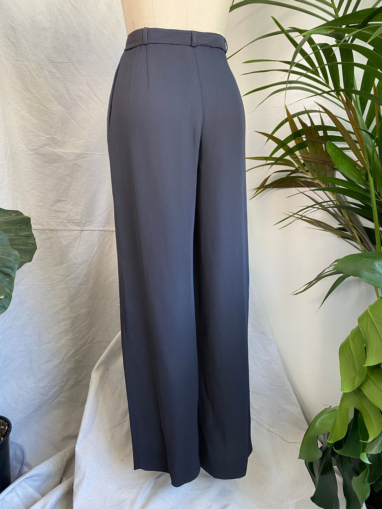 Giorgio Armani Pleated Front Trousers