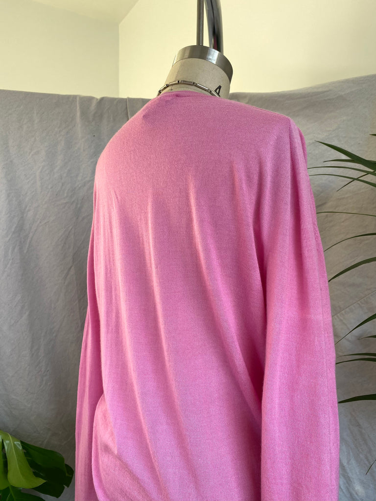 Jil Sander V-Neck Sweater