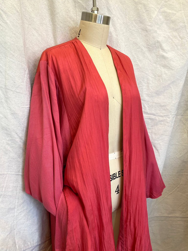 Silky Duster Jacket