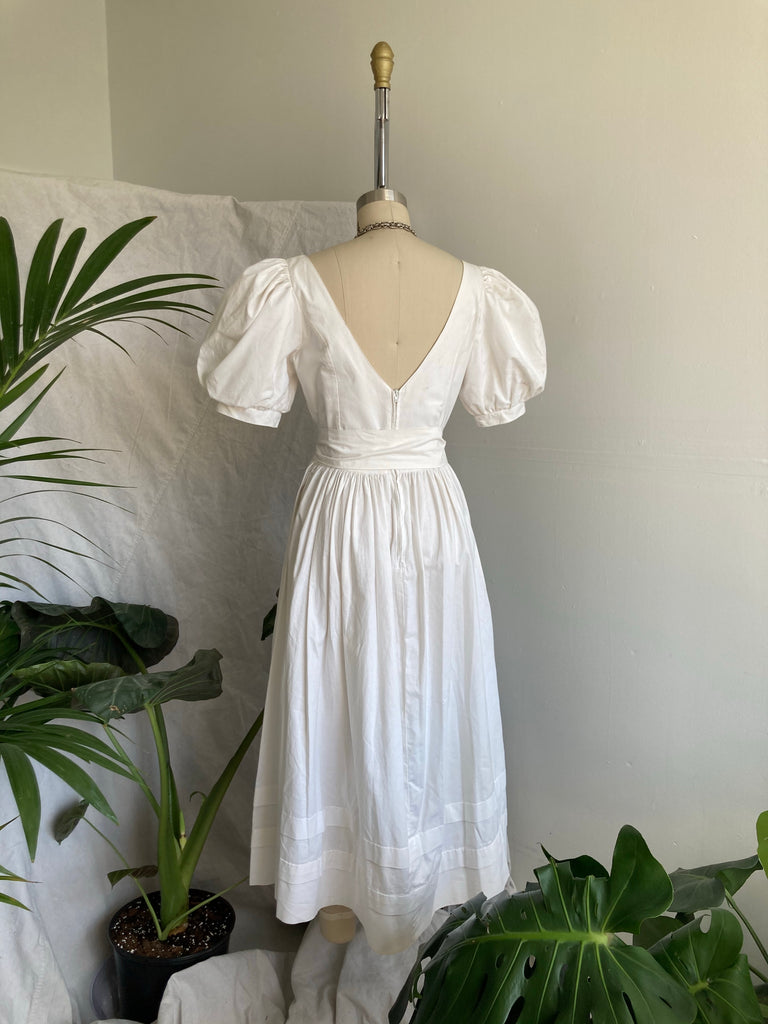 Laura Ashley Cotton Dress