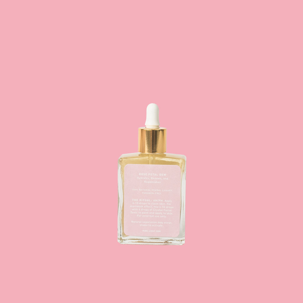 Pink Light - Rose Petal Dew Serum
