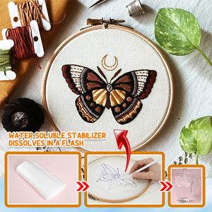 Trace N' Wash Embroidery Stabilizer