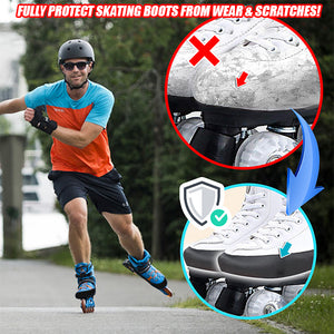 RollProtect Skating Boots Cover