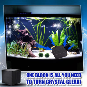 AquaClean+ Activated Carbon Filter Blocks