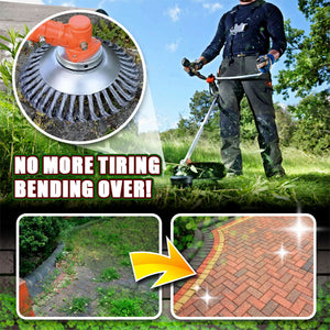 ToughTrim Indestructible Lawn Trimmer