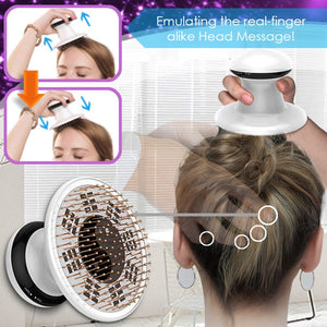 ScalpCare Head Massager