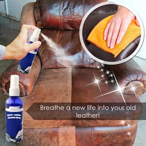 Wash+ Leather Cleaning Spray