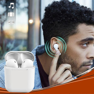 MusicPRO Universal Wireless Bluetooth Earbuds
