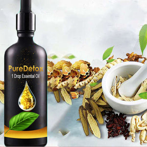 PureDetox 1 Drop Essential Oil
