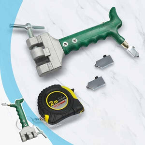 EZPierce 2-in-1 Glass Cutting Tool