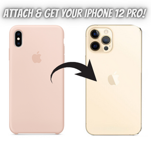 InstaChange iPhone 12 Pro Protection Film