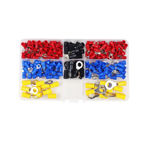 Wire Connector Terminal Kit (200PCS)