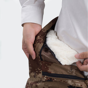 Winter Fleece Tactical Pants
