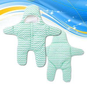 Swaddle Starfish Baby Sack