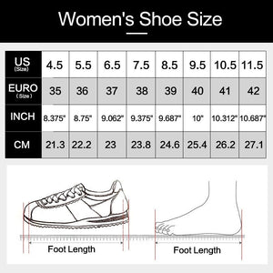 Wome's Running Sports Fashion Wedge Heel Lace Up Canvas High Top Spring Autumn Shoes