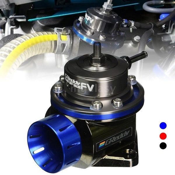 Universal Car Blow Off Valve Modified Turbo Pressure Relief Valve Intercooler Wastegate Exhaust Valve Universal for ALL Car Spare Parts