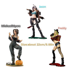 Load image into Gallery viewer, Horror Movies  Freddy  Jason MichaelMyers Horror Bishoujo PVC Action Figure Toys