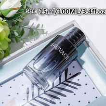 Load image into Gallery viewer, Fashion Men Perfumes Classic Cologne Eau De Toilette Spray Fresh Men Fragrance Size:15ml/100ML/3.4fl.oz
