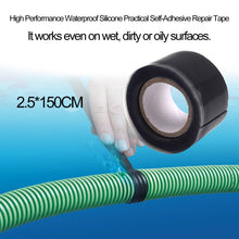 Load image into Gallery viewer, High Performance Waterproof Silicone Practical Self-Adhesive Repair Tape
