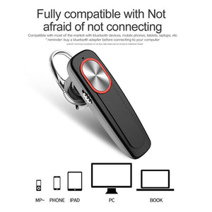 Super Long Standby Wireless Bluetooth Earphone with Mic Hands-free Bluetooth Earphone