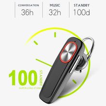 Load image into Gallery viewer, Super Long Standby Wireless Bluetooth Earphone with Mic Hands-free Bluetooth Earphone