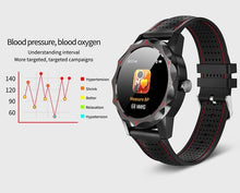 Load image into Gallery viewer, Smart Watch Men Waterproof Heart Rate Blood Pressure Monitor Sport Activity Tracker Fitness for Android IOS