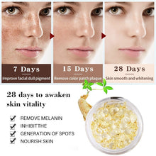 Load image into Gallery viewer, 10/20/30pcs EGF Capsule Essence Repair Pure Snail Serum Skin Care Whitening Brighten Anti Freckle Scar Aging Face Body Eyes Essences Moisturizing Smooth Dark Spot Remover Wrinkless Face Care