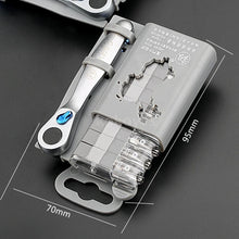 Load image into Gallery viewer, Portable Mini Ratchet Wrench Screwdrivers Set Straight And Cross Screwdriver Kit Convenient To Use Set of Tools, Ratchet Wrench, Screwdriver Set