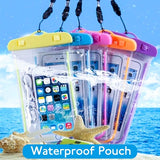 New Style Summer Waterproof Pouch Swimming Beach Dry Bag Case Cover Holder For Cell Phone
