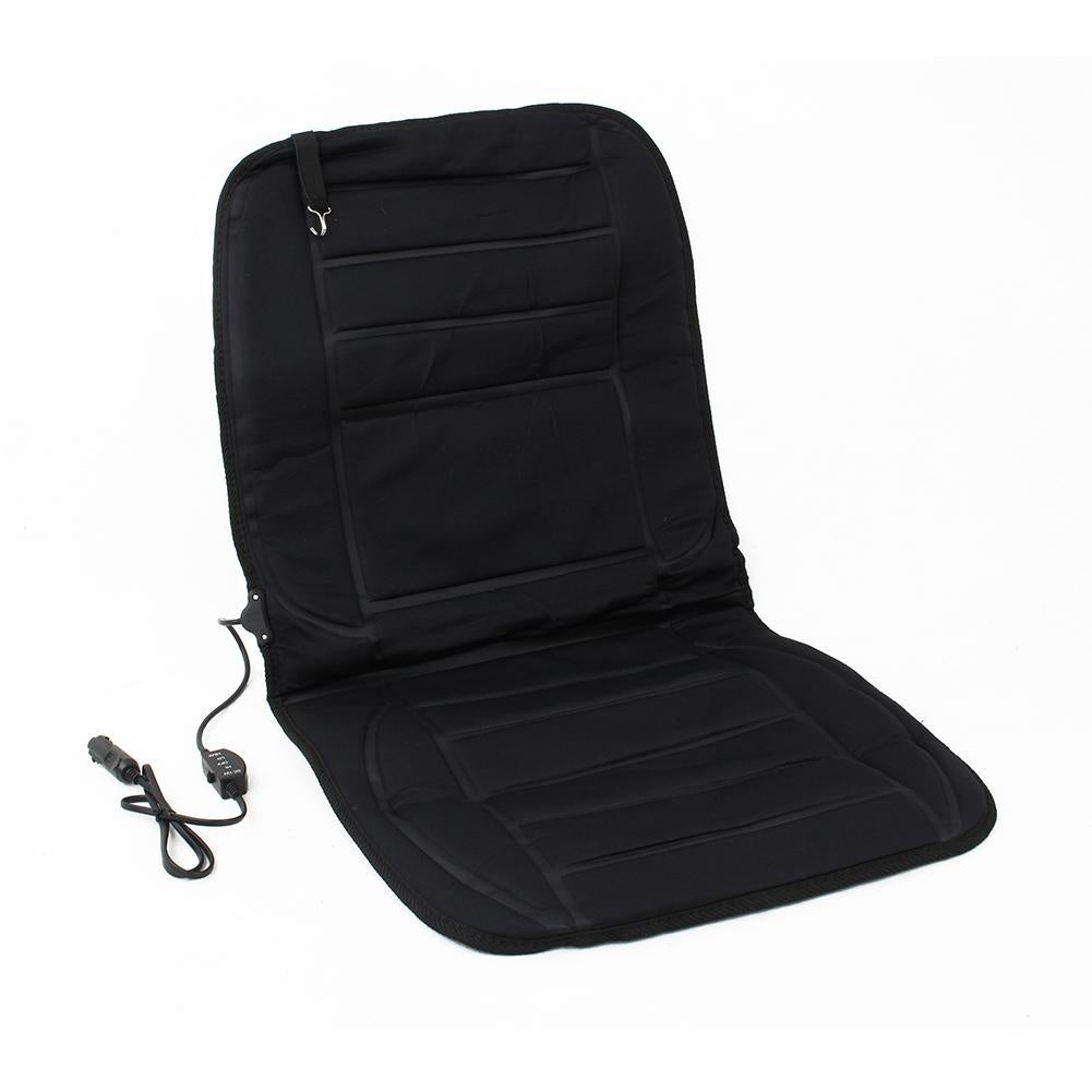 Auto Car Home Office Full-Body Neck Lumbar Massage Chair Relaxation Pad Seat Heat