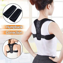 Load image into Gallery viewer, Health Care Correction Strap Adjustable Back Pain Belt Brace Shoulder Waist Trimmer Exercise Wrap Abdominal
