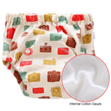 Baby Training Pants Diaper Washable For Infant Toddler 1Pc Reusable