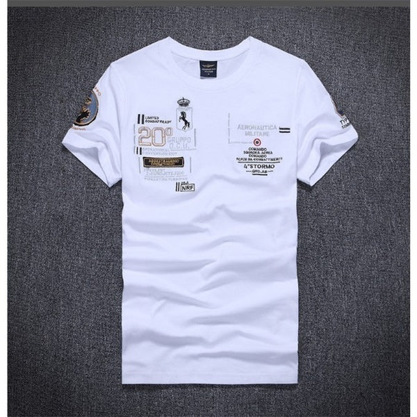 Fashion Men's Cotton T-shirt