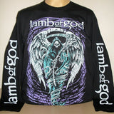 New Arrival Women/Men's 3D Print  Lamb of God Rock  Crewneck Sweatshirts    L02