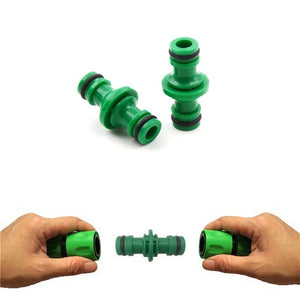 5pcs/10Pcs 1/2 Water Hose Connector Quick Connectors Garden Tap Joiner Joint Tool