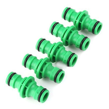 Load image into Gallery viewer, 5pcs/10Pcs 1/2 Water Hose Connector Quick Connectors Garden Tap Joiner Joint Tool