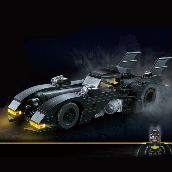 2020 NEW 1989 Batmobile - Limited Model Building Blocks Kit Bricks Classic Movie Model Kids Toys For Children gift