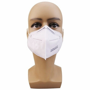 N95 Dust Mask Respirator,10/20 Pcs Vertical Folding Dust Mask FFP2 Antiviral Anti Infection Particulate Respirator KF94 (Certified N95 Masks)