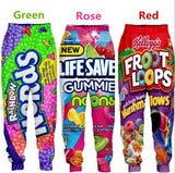 Newest  Candy Snack bag Chocolate Sauce Pants 3D Print Men Women Sport Jogger Pants Hip Hop Sweatpants P01