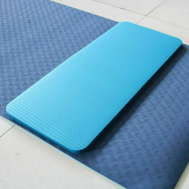 Non-slip 15mm Thick Yoga Mat Pilates Gym Exercise Pads Workout Mat Sports Supplies